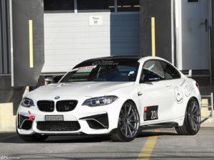 dAHler BMW M2 Cabriolet 2017