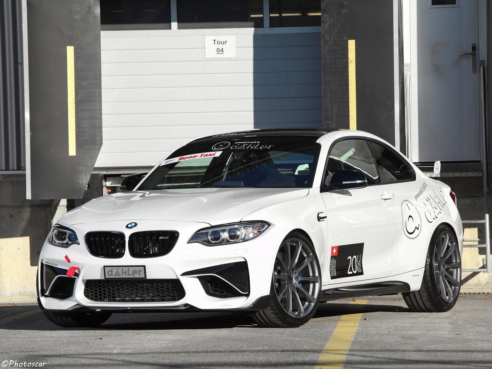 dAHler BMW M2 Cabriolet 2017 – Une sorte d'œuvre d'art sans pareil.