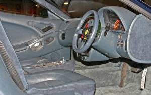 Ferrari FX Intérieur 1995