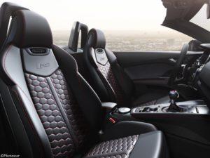 Audi TT RS Roadster 2020