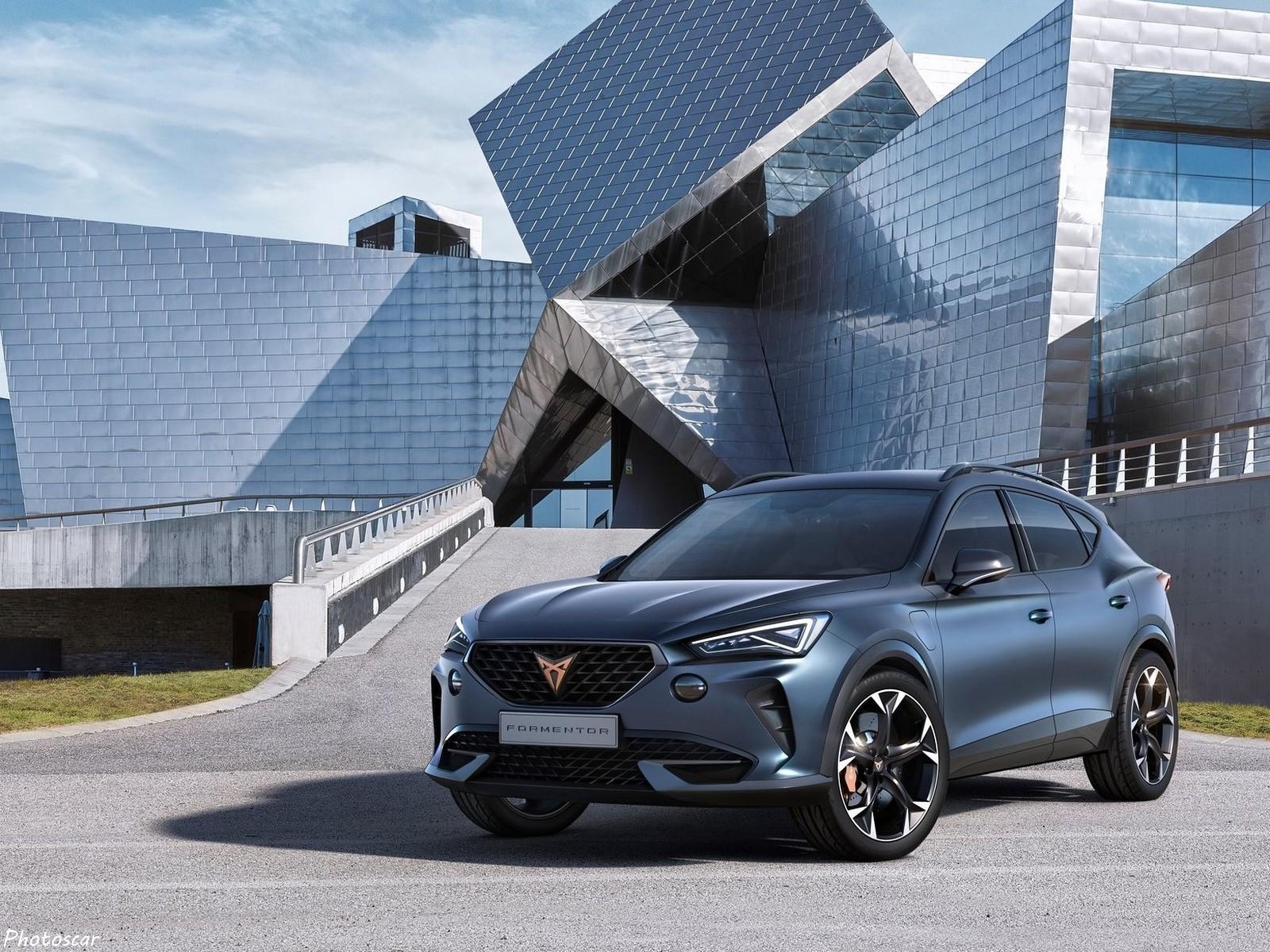 Cupra Formentor Concept 2019 – Avec un moteur hybride rechargeable