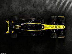 Renault RS19 F1 2019