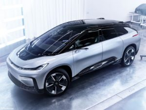 Faraday Future FF-91 2017