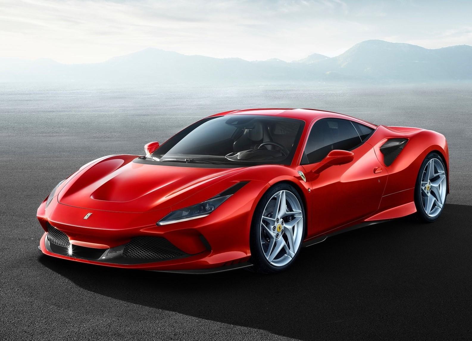Ferrari F8 Tributo 2020