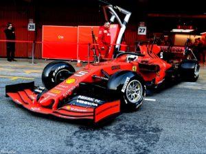 Ferrari SF90 F1 2019