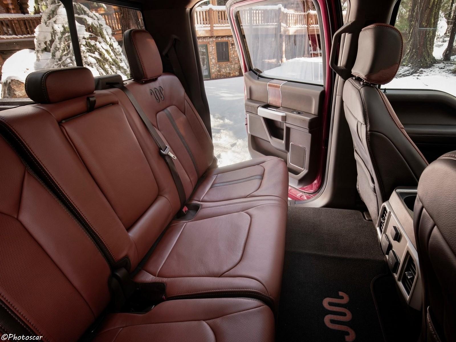 Ford Serie F Super Duty 2020