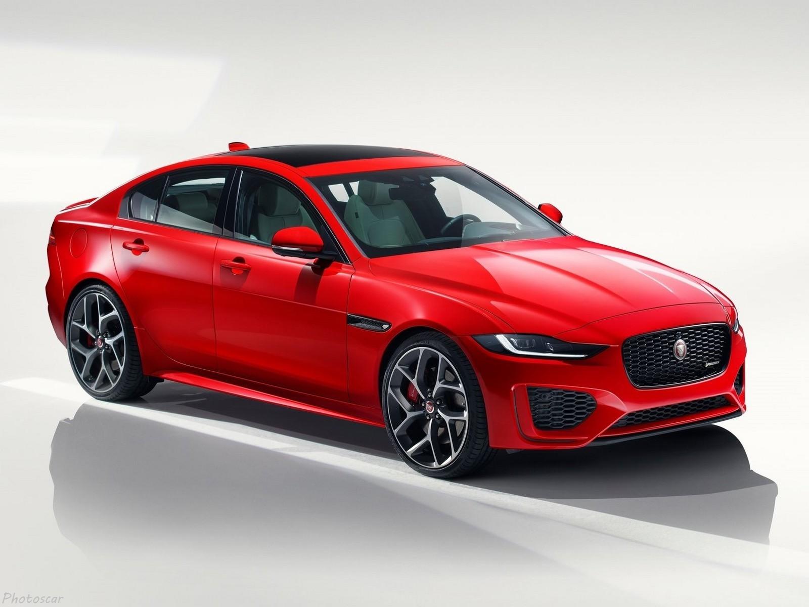 Jaguar XE 2020: Adopte des fonctionnalités techniques supplémentaires