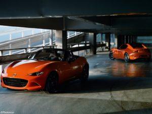 Mazda MX-5 Miata 30e anniversaire 2019