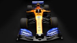 McLaren MCL34 F1 2019