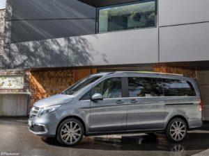 Mercedes-Benz Classe V 2020