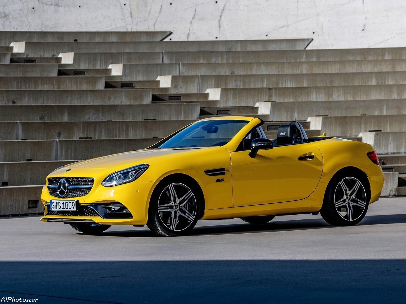 Mercedes Benz SLC Final Edition 2019