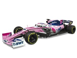 Racing Point RP 19 F1 2019