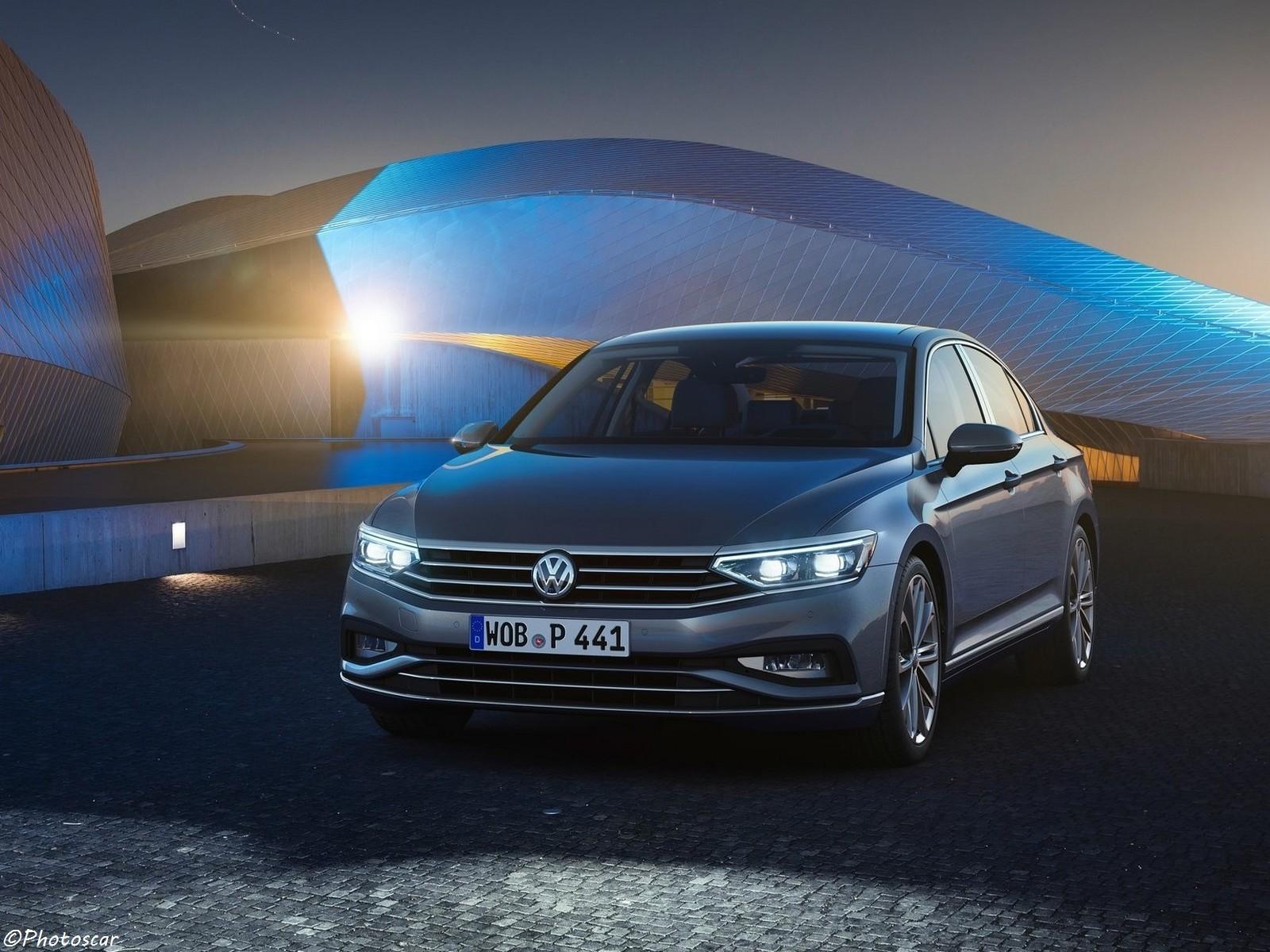 Volkswagen Passat 2020 – Quatre versions, un groupe motopropulseur