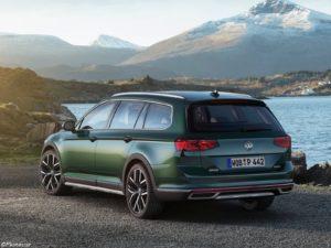 Volkswagen Passat Alltrack 2020