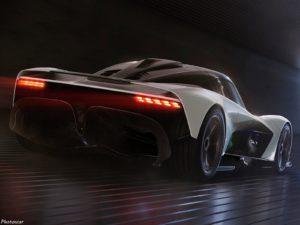 Aston Martin AM_RB_003 Concept 2019