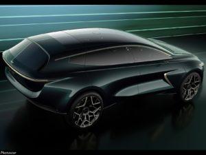 Aston Martin Lagonda Tout Terrain Concept 2019