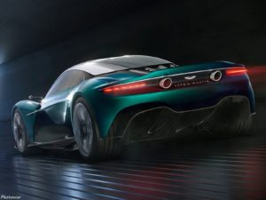Aston Martin Vanquish_Vision Concept 2019
