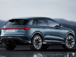 Audi Q4 e-tron Concept 2019
