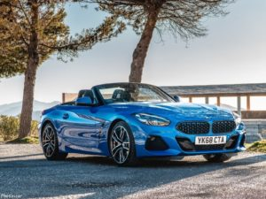 BMW Z4 2019 Version UK
