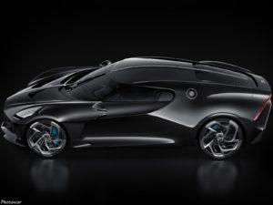 Bugatti La Voiture Noire 2019