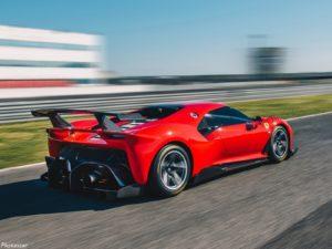 Ferrari P80/C 2019