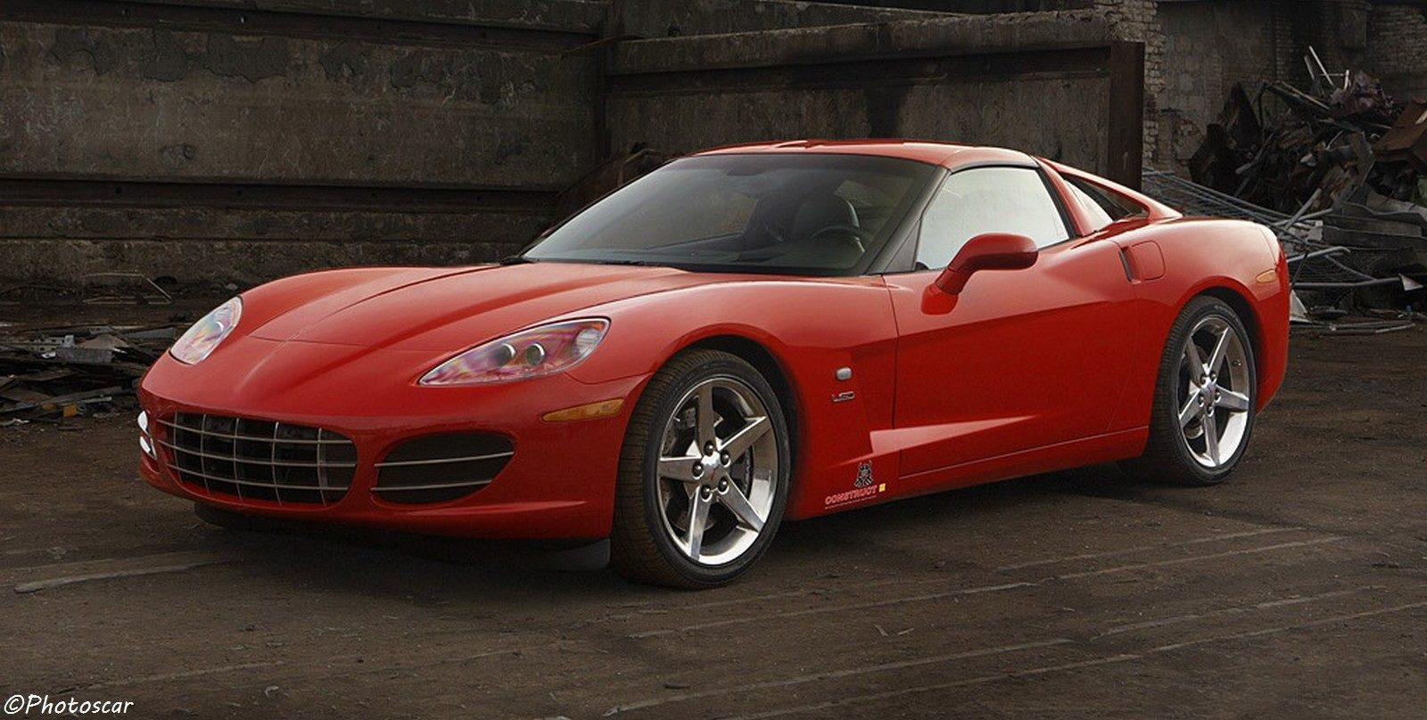 Innotech Corvette C6 Coupe 2009