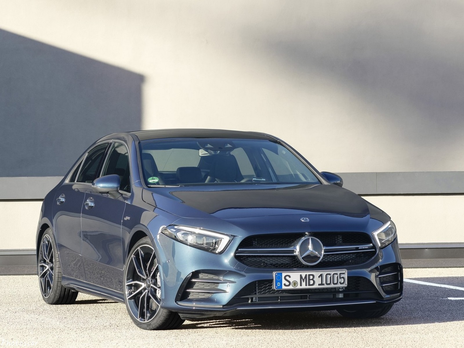 Mercedes A35 AMG 4Matic Sedan 2020