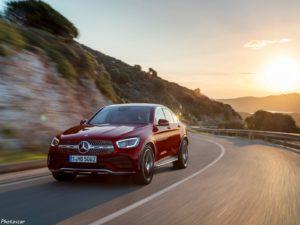Mercedes Coupé GLC 2020