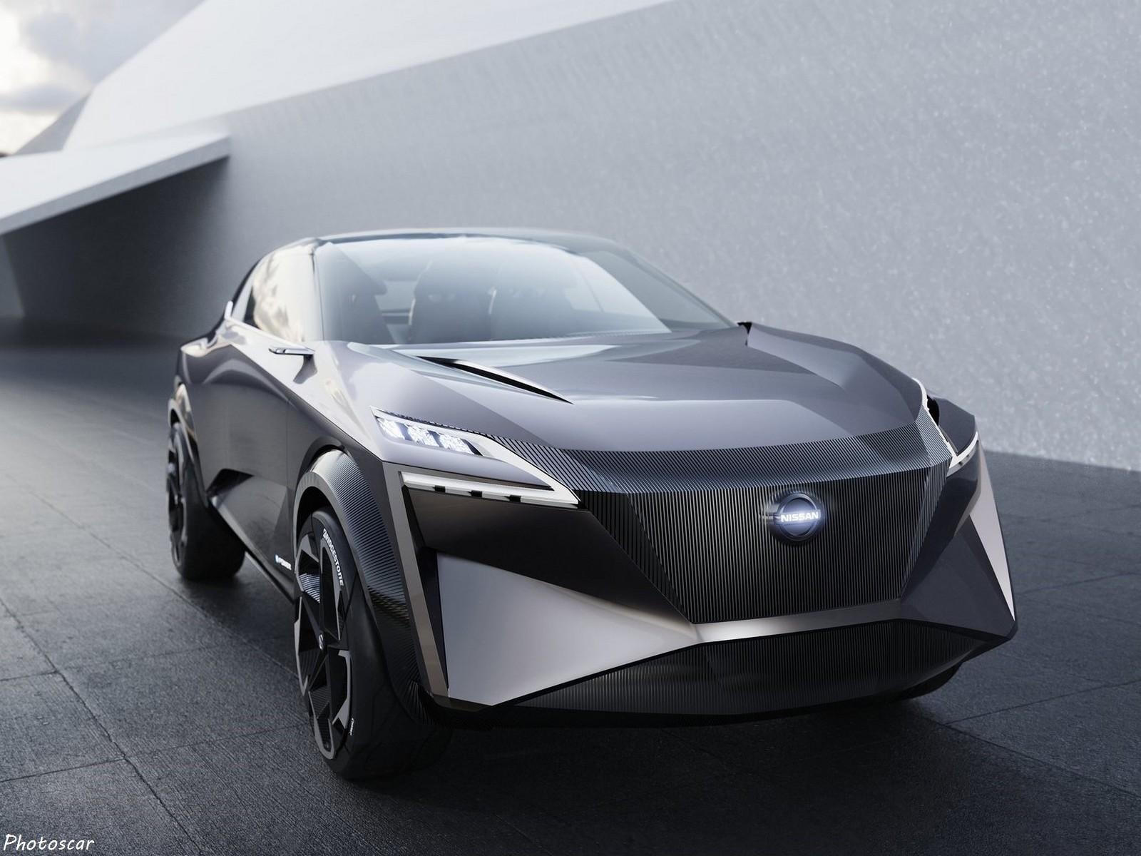 Nissan IMQ Concept 2019 avec le système e-Power nouvelle génération.