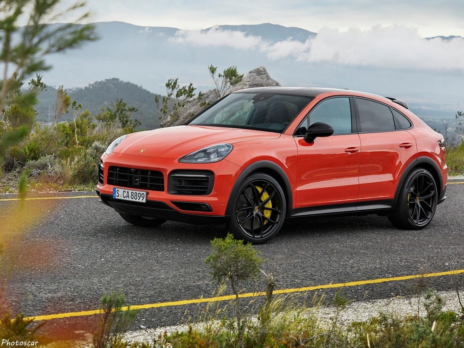 Porsche Cayenne Coupe 2020 – Un profil redessiné pour un nouveau look.