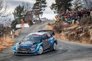 WRC 2019 - Ford Fiesta