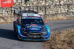 WRC 2019 - Ford Focus