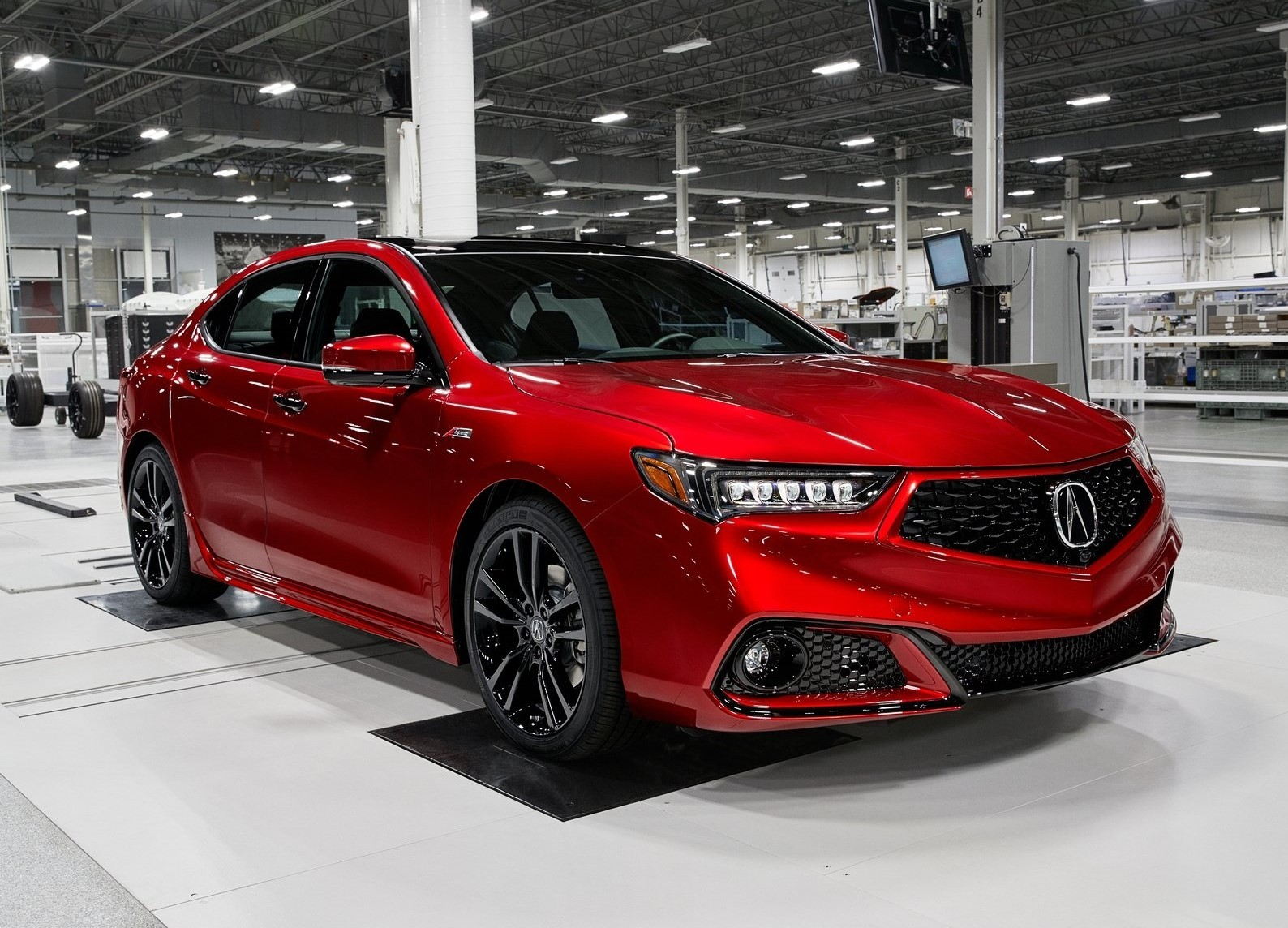 Acura TLX PMC Edition 2020 – Seules 360 voitures seront produites.