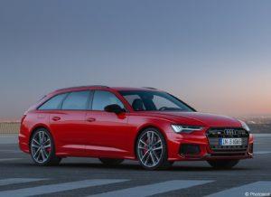 Audi S6 Avant TDI 2020