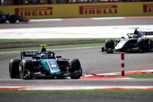 Formule 2 2019 Dams