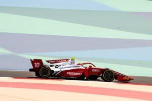 Formule 2 2019 Prema - Sean Gelael