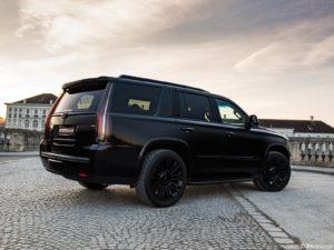 Geiger Cadillac Escalade Black Edition 2018