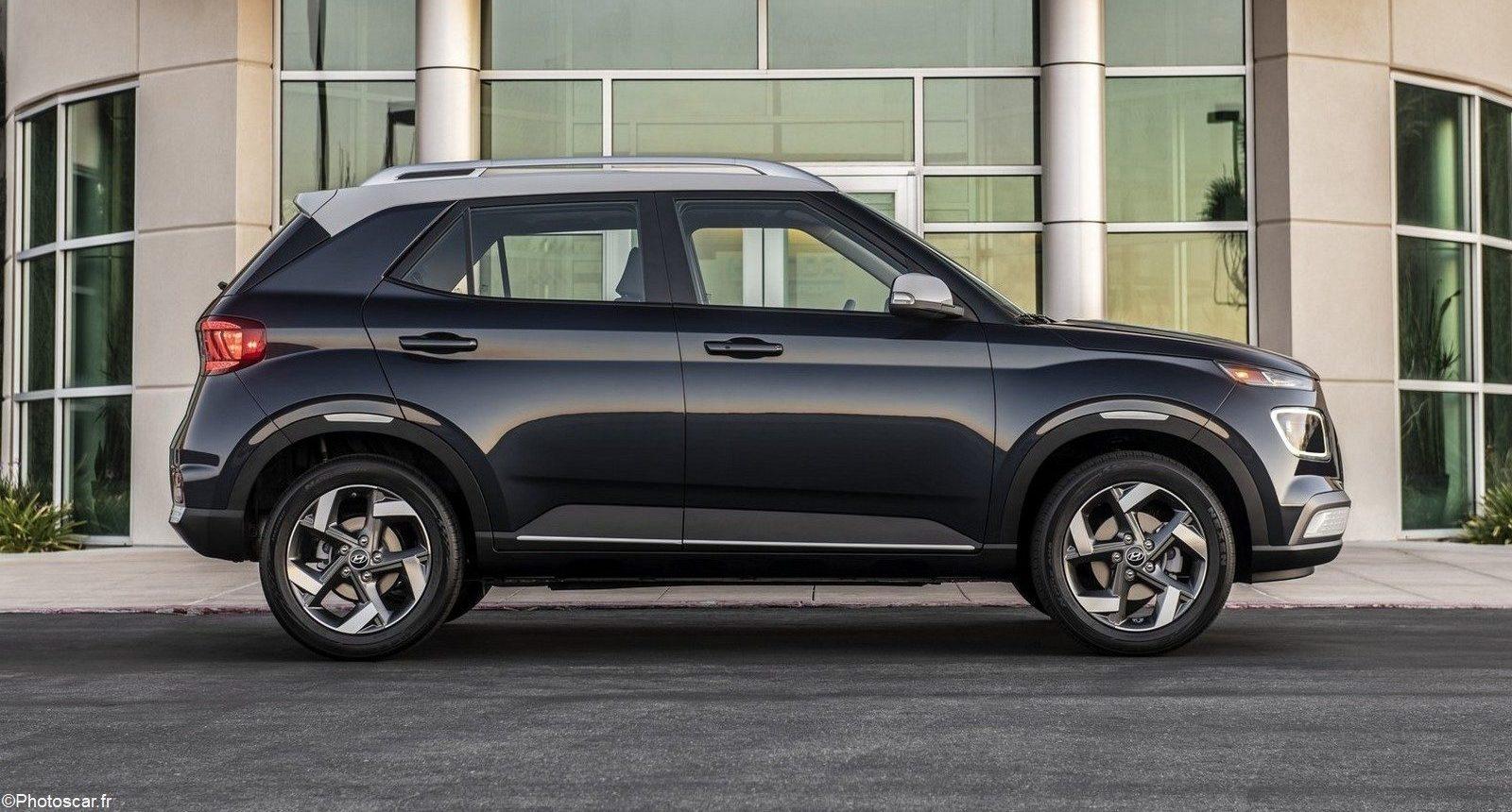 Hyundai Venue 2020 – Une Technologies de sécurité avancées.