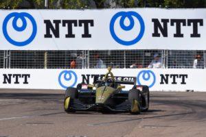 IndyCar Series 2019 - Ericsson