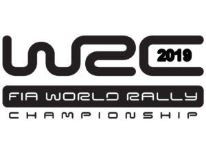 Logo WRC 2019