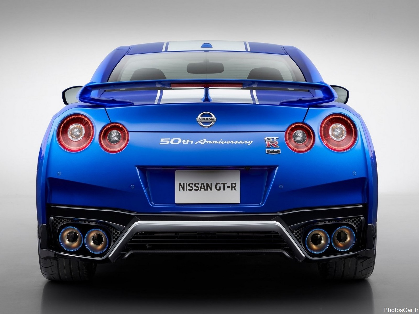 Nissan GT R 50th Anniversary Edition 2020 – Un raffinement sans pareil.