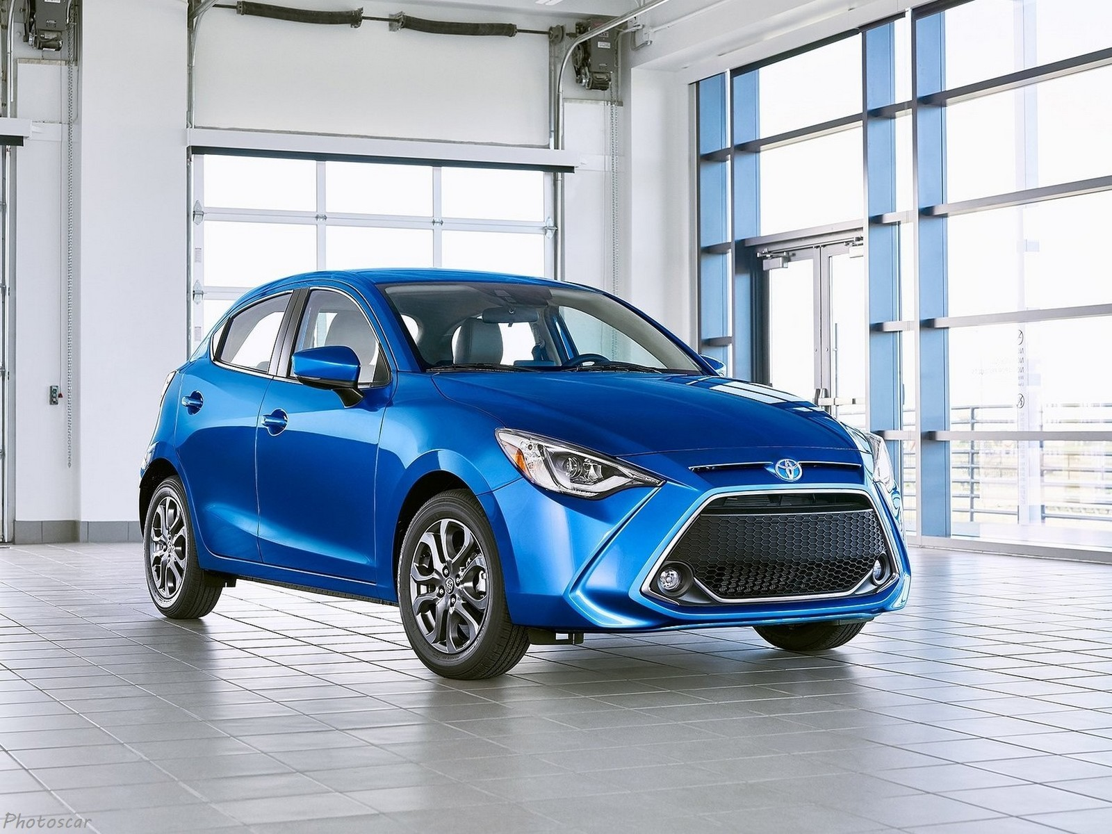 Toyota Yaris Hatchback US 2020 – Une version rebadgée de la Mazda2.