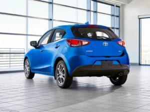 Toyota Yaris Hatchback US 2020