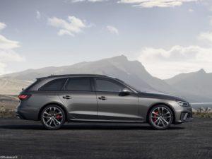 Audi S4 Avant TDI 2020
