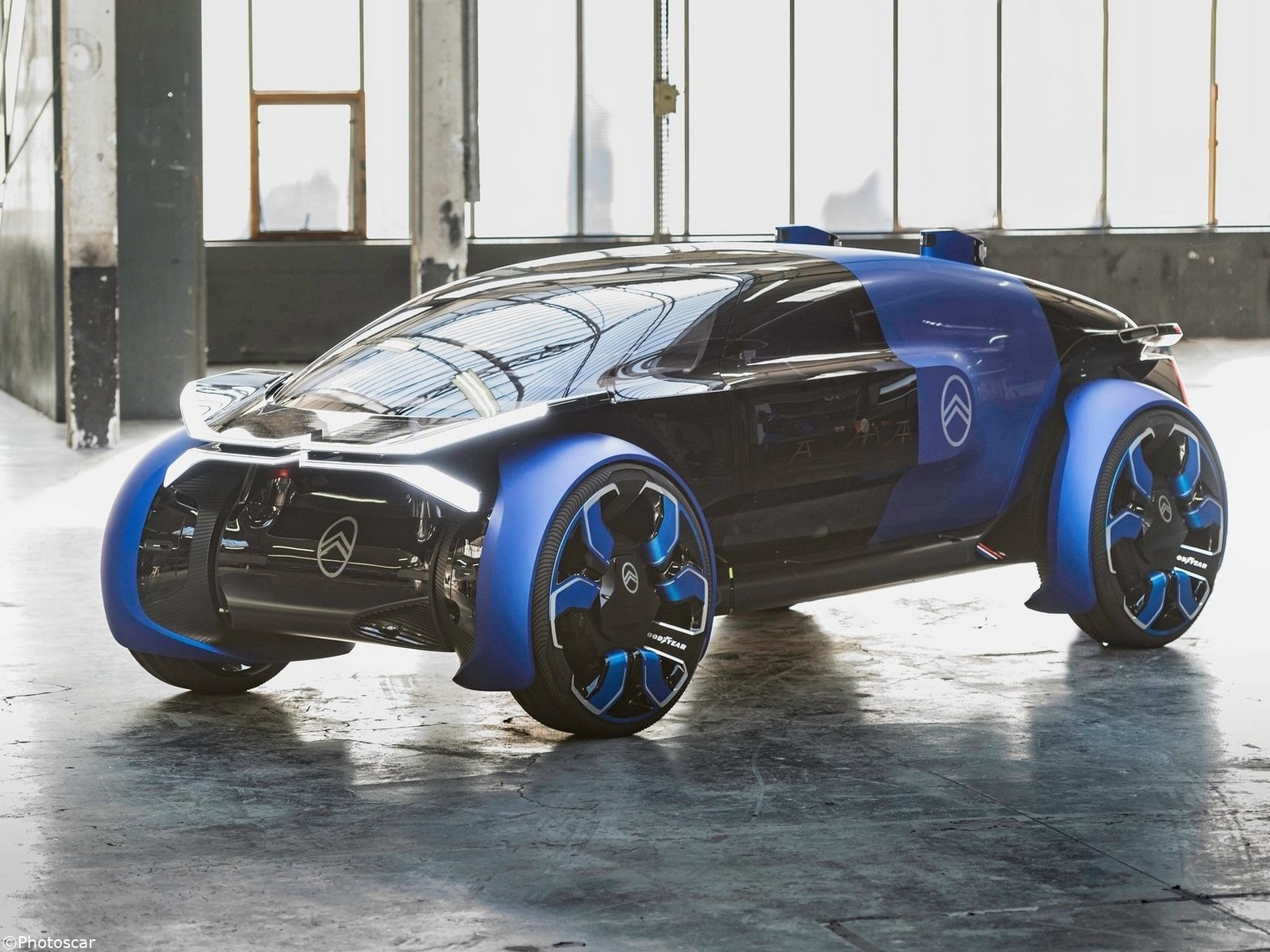 Citroen 19-19 Concept 2019 – Toute nouvelle facilité de conduire.