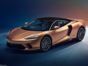 McLaren GT 2020