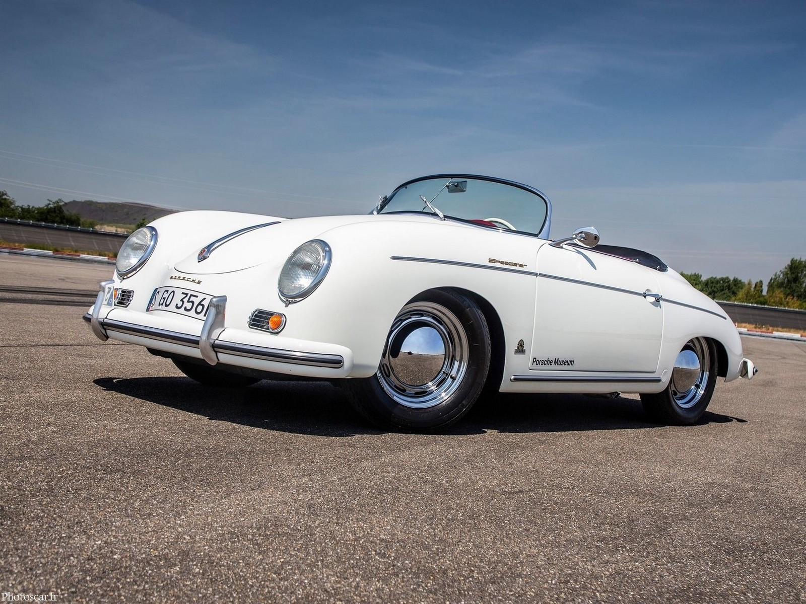Porsche 356 1500 Speedster 1955