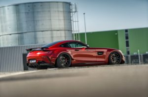 Prior-Design Mercedes AMG GT S PD700GTR