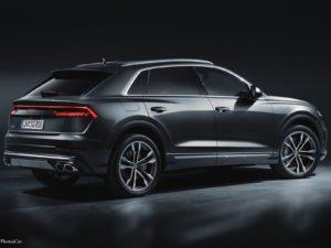 Audi SQ8 TDI 2020