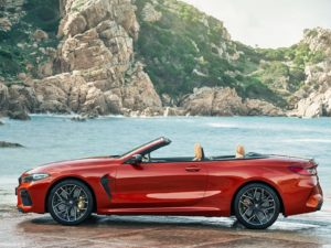 BMW M8 Competition Convertible 2020